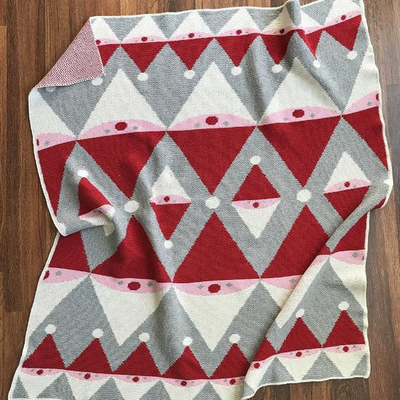 Eco-tot Blanket: Gnome Sweet Gnome