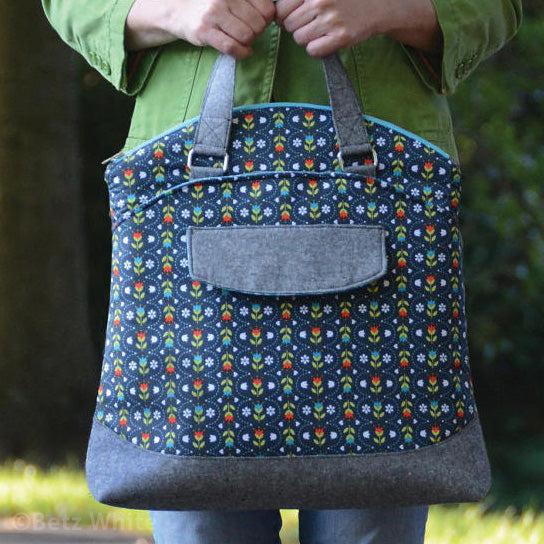 Highline Tote PDF Sewing Pattern