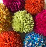 Pair of LLAMALLOOMA Pompom Makers