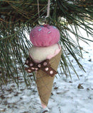 Sweet Shoppe Ornament Set - PDF PATTERN