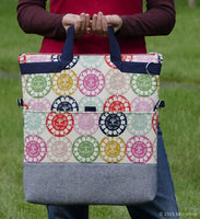 Field Study Fold-over Tote PDF Sewing Pattern