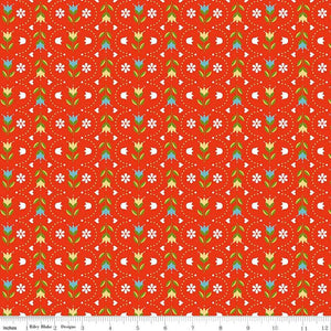 Dutch Treat Fabric - Half Yard SALE