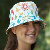 Reversible Bucket Hat - PDF pattern