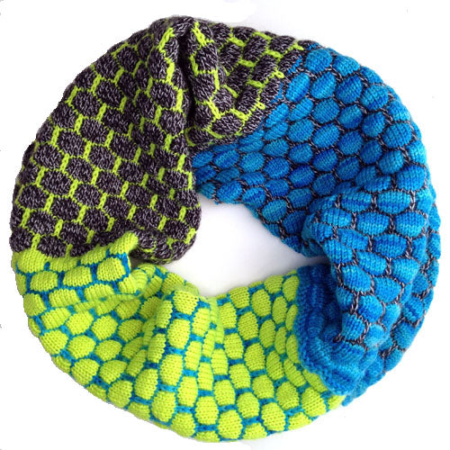Bright Honeycomb Cowl
