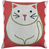 Eco-Tot Pillow Cover: Pussycat