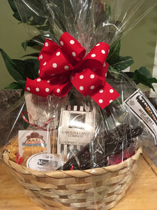 Customized Small Snack Basket