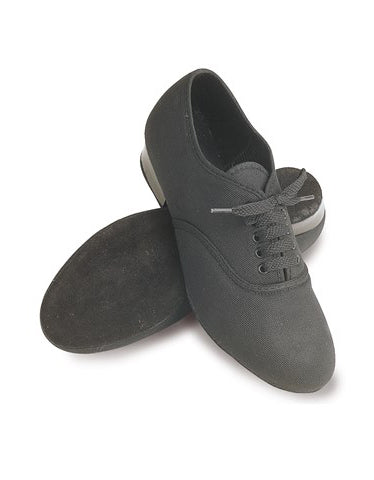 Boys Canvas Ballroom Shoe
