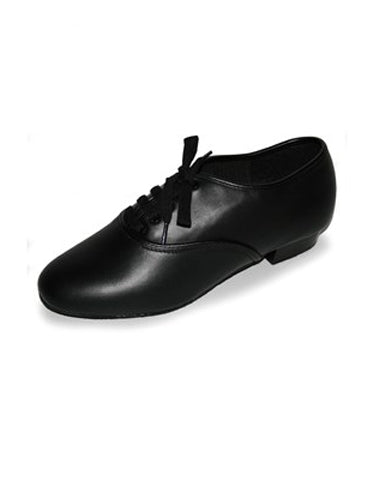Boys Leather Ballroom Shoe