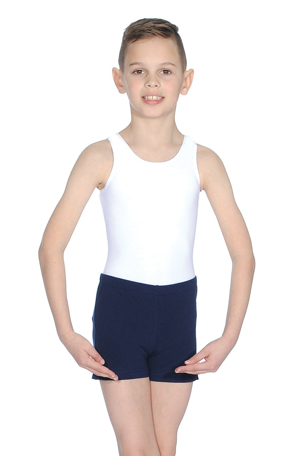 Boy's Trunk Cotton Lycra Shorts
