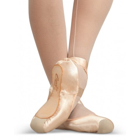 Suede Pointe Shoe Covers
