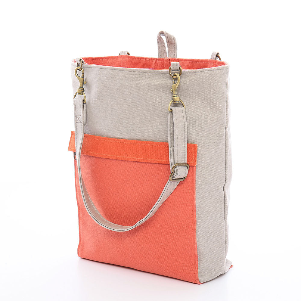 The Leona Tote (Canvas)