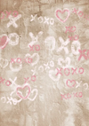 Vintage background beach Valentines day backdrops