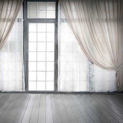 Window background wedding photography backdrops