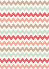 Colorful Wavy chevron photography background children-cheap vinyl backdrop fabric background photography