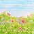 Easter Spring Scenery landscape Vinyl/Fabric Photography Backdrop