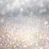 Sliver bokeh glitter printed backdrop children birthday-cheap vinyl backdrop fabric background photography