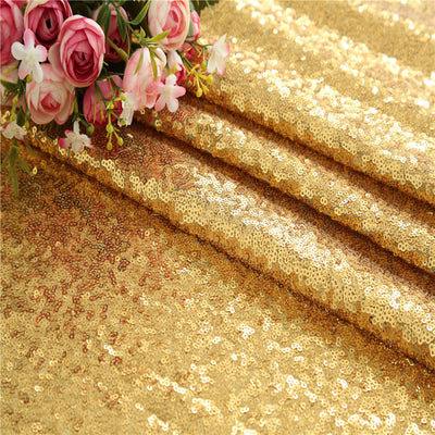 Gold Sequin Backdrops for Photography  Glitter Spot Photo Booth Background -custom backdrop whose drop
