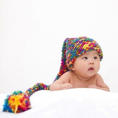Baby Photography Clothing Newborns Photography Props Knitted Hat-cheap vinyl backdrop fabric background photography