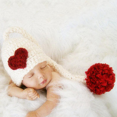Baby Photography Clothing Newborns Photography Props Knitted Hat - whosedrop