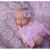 Newborn Photography Props Feather Angel Wings and Headband Color Optional