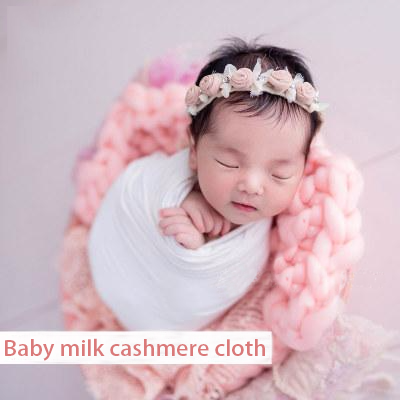 Newborn Photography Props Multicolor Milk Velvet Wrapped-cheap vinyl backdrop fabric background photography