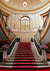 Palace indoor Photo backdrop,Interiors stairs wedding backdrop