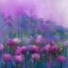 Pastel purple Floral Wall Photography Backdrop-cheap vinyl backdrop fabric background photography