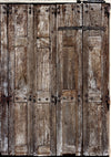 Peeling Dark vintage old Doors Photo backdrop-cheap vinyl backdrop fabric background photography