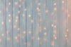 Lights white Christmas backdrop background