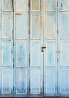 Rusty Old Door Photography Backdrop Distressed shabby