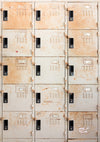 Rusty Old Lockers for sports Photo Background Children-cheap vinyl backdrop fabric background photography