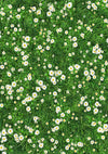 Green floor backdrop spring flower background-cheap vinyl backdrop fabric background photography