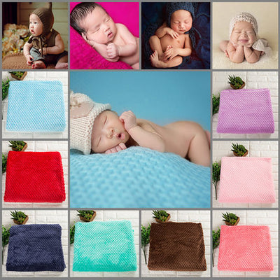 Newborn photography blanket props pineapple blanket studio-cheap vinyl backdrop fabric background photography