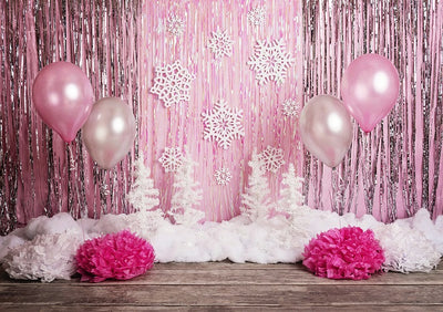 Winter photography backdrop cake smash background-cheap vinyl backdrop fabric background photography