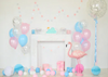 Cake samsh backdrop for girls photo-cheap vinyl backdrop fabric background photography