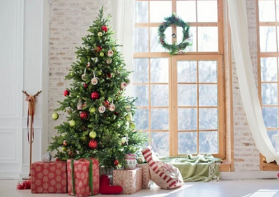 Christmas backdrops living room background-cheap vinyl backdrop fabric background photography