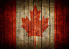 Wood backdrop Canada flag background-cheap vinyl backdrop fabric background photography