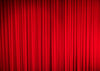 Red theater curtain backdrop for stage-cheap vinyl backdrop fabric background photography