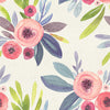 Flower pattern backdrop for children photography-cheap vinyl backdrop fabric background photography