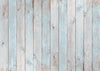 Pale blue wood planks backdrop for baby photography