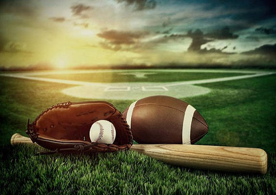 Shop Spring Backdrop Sport Photography Background Baseball