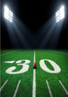 Child photography backdrop sports field football turf-cheap vinyl backdrop fabric background photography