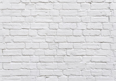 White brick backdrop for Valentine's day-cheap vinyl backdrop fabric background photography