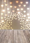 Valentines day backdrops love bokeh background-cheap vinyl backdrop fabric background photography