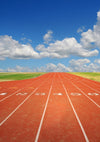 Track and field runway background sports backdrop-cheap vinyl backdrop fabric background photography