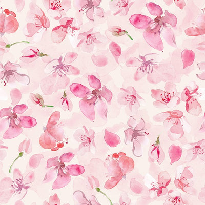 Pink flower backdrops Valentines day background-cheap vinyl backdrop fabric background photography