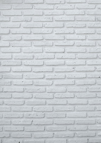 White brick wall backdrop children photo background-cheap vinyl backdrop fabric background photography