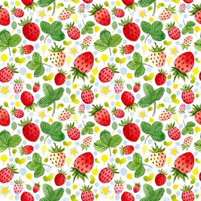 Watercolor cake smash backdrops summer strawberry background