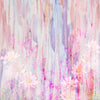 Watercolor Painted Floral Wall Photography Backdrop-cheap vinyl backdrop fabric background photography