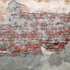 Grungy Brick wall With Broken Wall Shabby backdrop-cheap vinyl backdrop fabric background photography